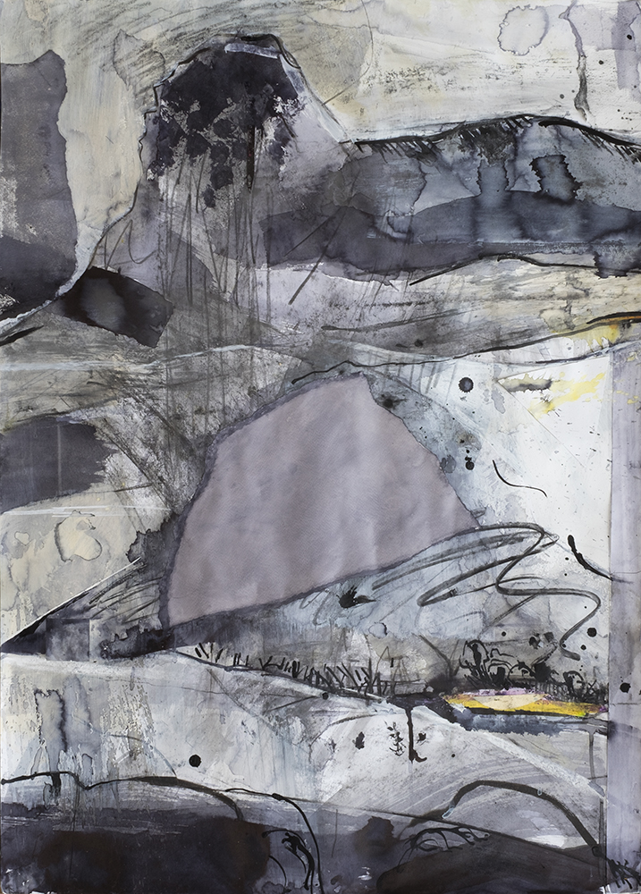 Cader Idris Drawing 2 - Miranda Ellis